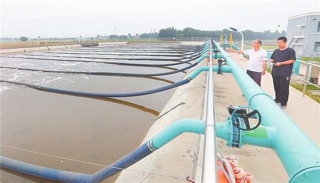 名称:河北省枣强县辛颖污水处理厂竣工