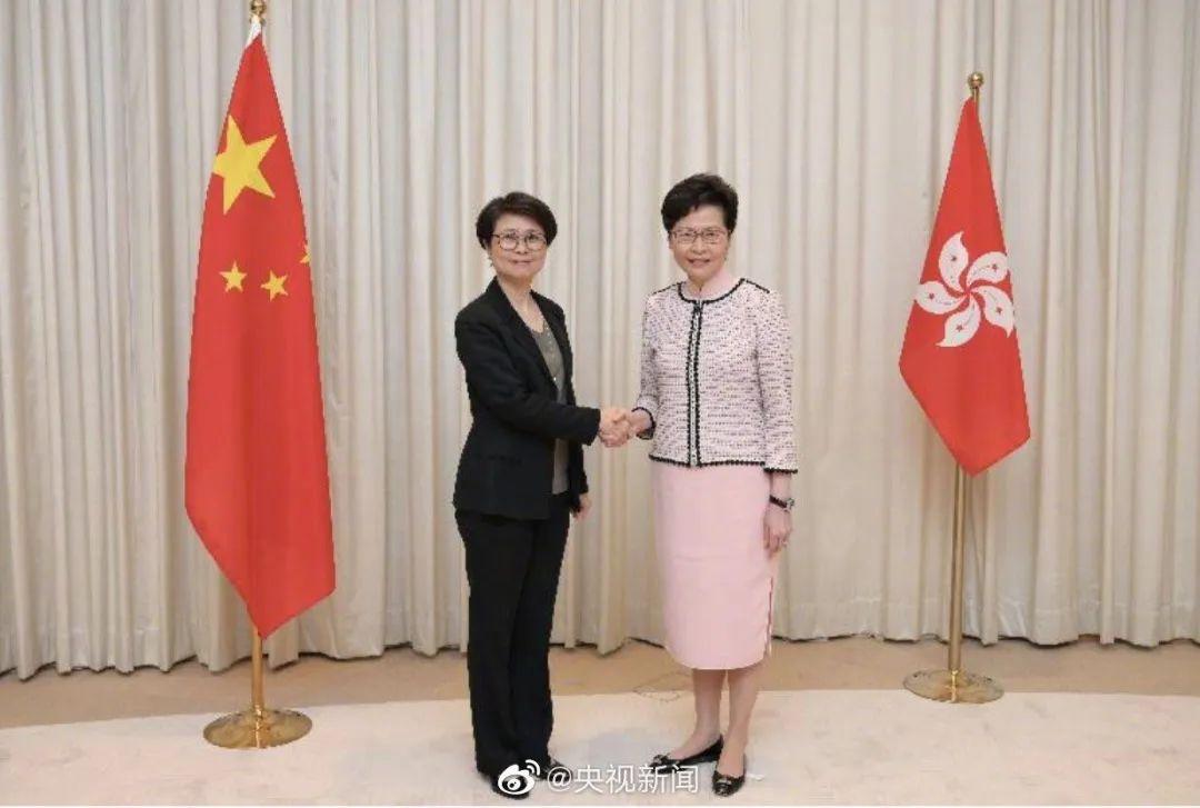 香港特区国安委正式成立
