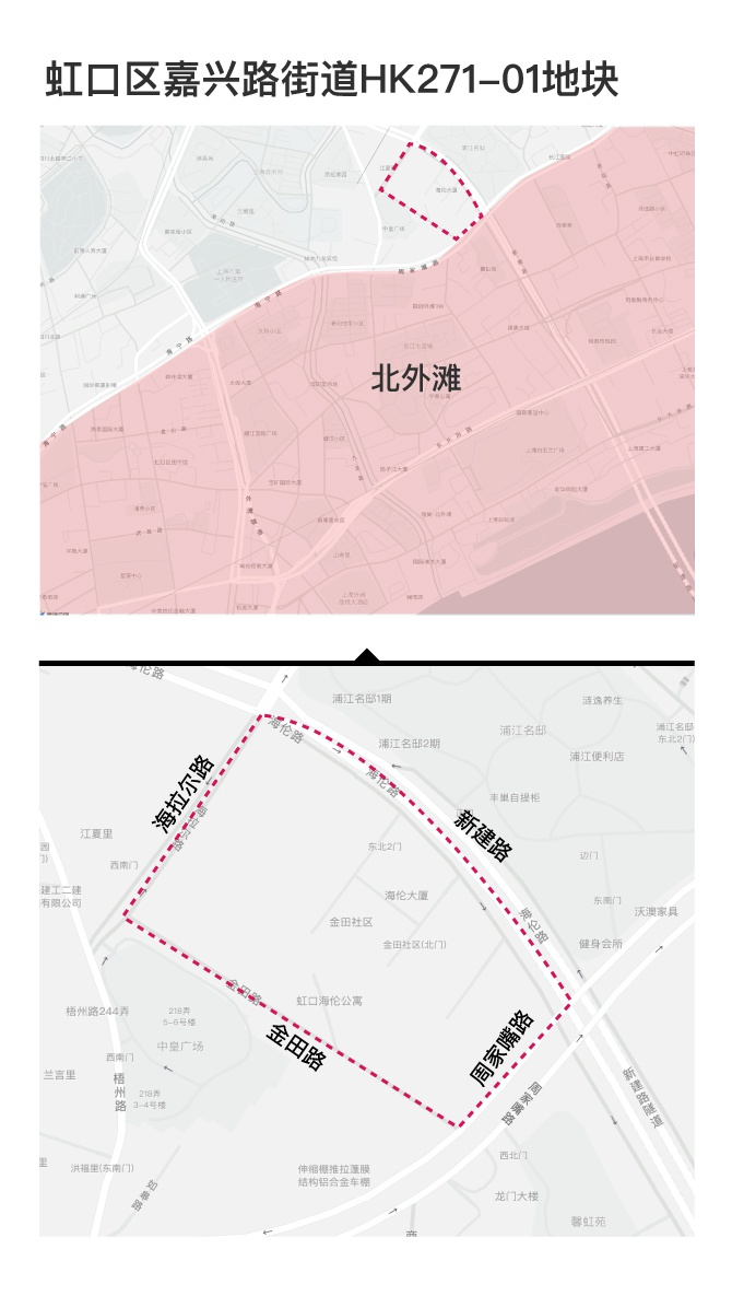<strong>招商蛇口44亿元竞得上海北外滩地</strong>