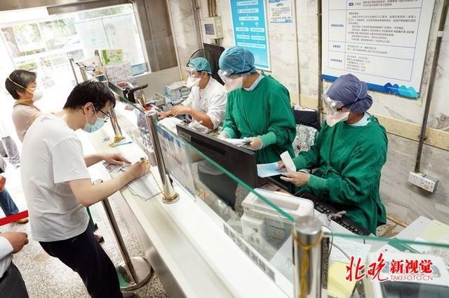 中日友好医院:昨日筛查到1例无症状感染者,医院诊疗秩序正常
