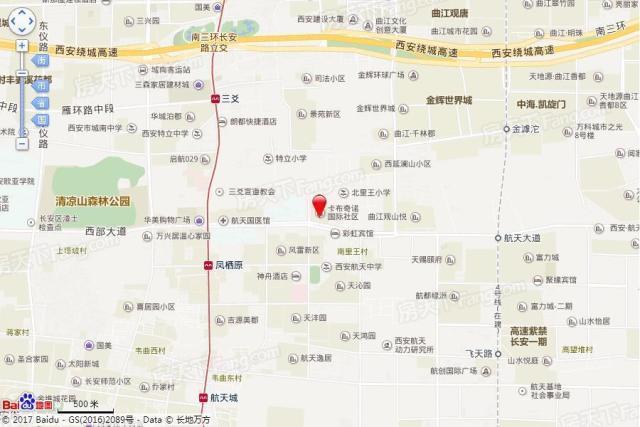 航天新城卡布奇诺国际社区 VS 文投楠香郡,哪个更宜居?