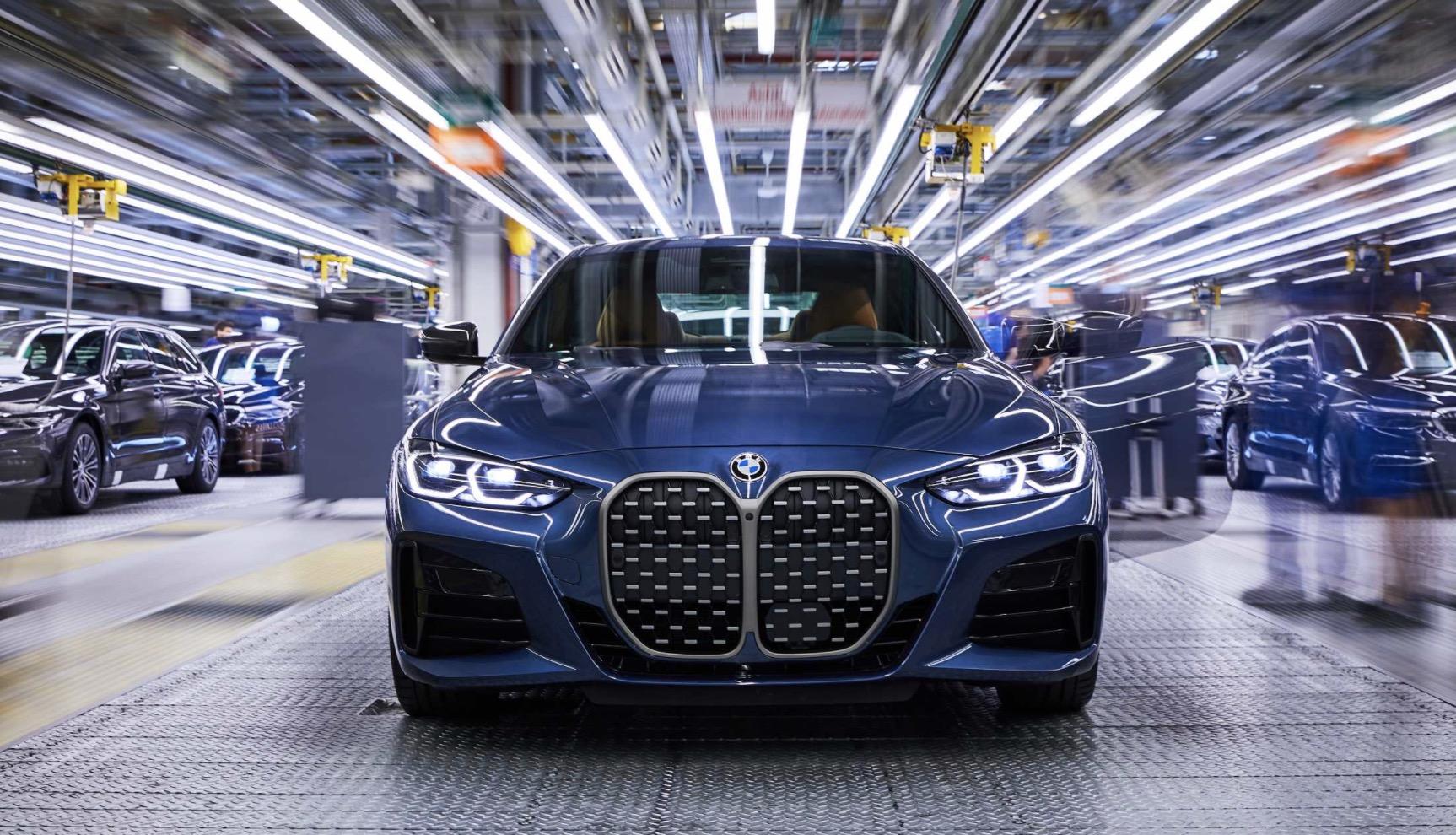 提升电动车生产能力,宝马投资扩充工厂生产线