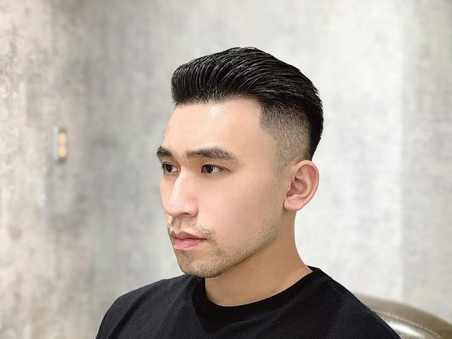30几岁男士适合剪背头发型,这几款轻熟帅气,剪完摆脱油腻感