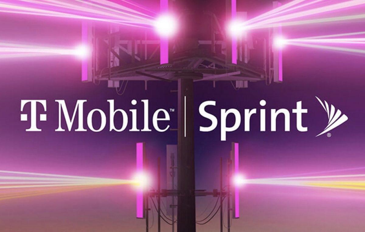 合并之后,T-Mobile 关闭了 Sprint 的 5G 网络