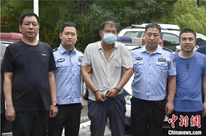 目前,郭某已被依法执行逮捕,案件正在进一步侦办中。临汾市公安局供图
