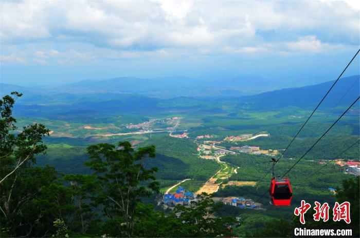 """黑龙江28个森林康养旅游目的地"""""""