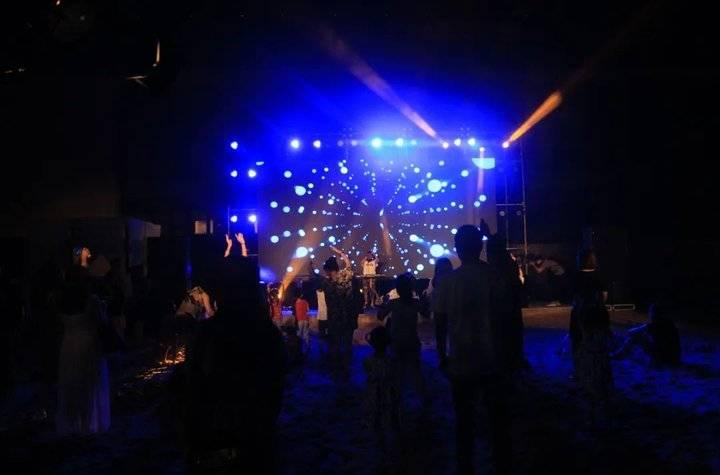就在明天!涵碧楼沙滩音乐节冲破阴霾,强势归来!