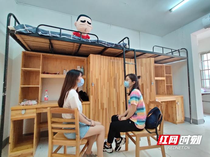 湖南机电职院三级联动心理健康机制护航学生身心健康