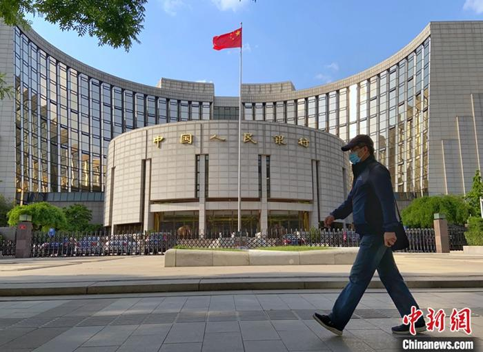 央行:中国债券市场余额108万亿元人民币 居世界第二