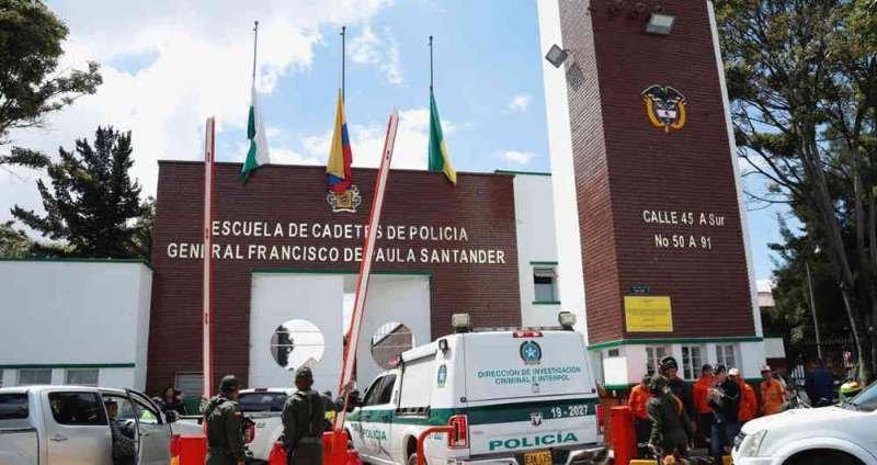 哥伦比亚逮捕8名涉嫌参与警察学校爆炸案嫌疑人
