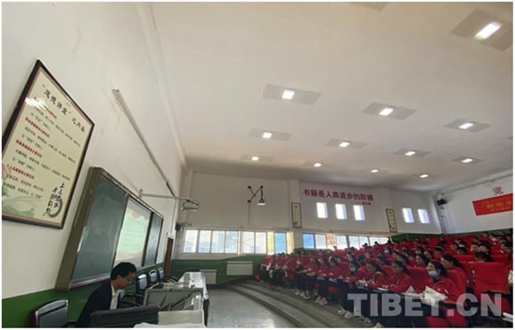 西藏136所中学将开展马克思主义世界观讲座
