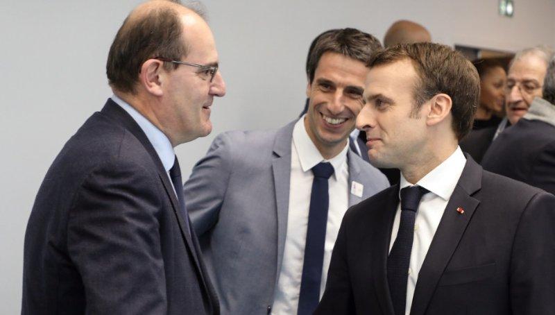 """马克龙任命""""解禁先生""""让·卡斯泰为法国新任总理"""
