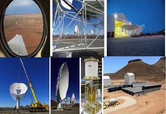 中国与南非研讨平方公里阵列射电望远镜项目双边合作