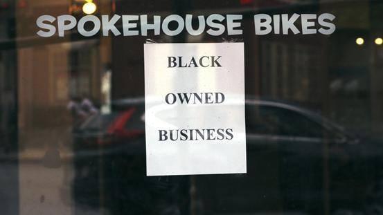 反种族歧视浪潮推动美国消费转向,黑人商店销售量激增