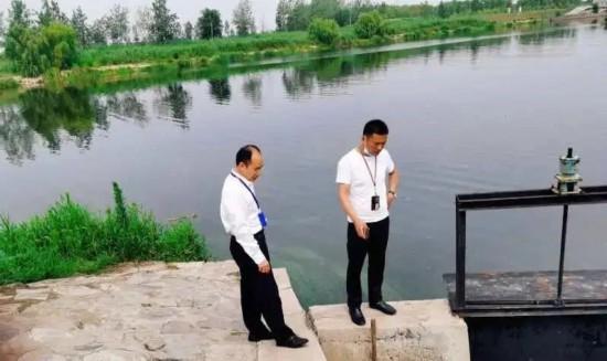 梅雨季连云港开发区加强开展水环境巡查监管