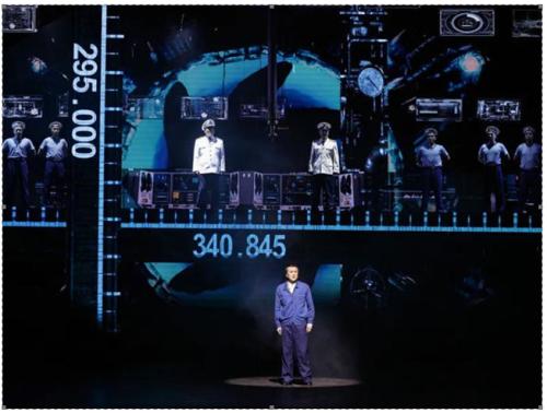广东推出系列精品展演献礼中国共产党成立99周年