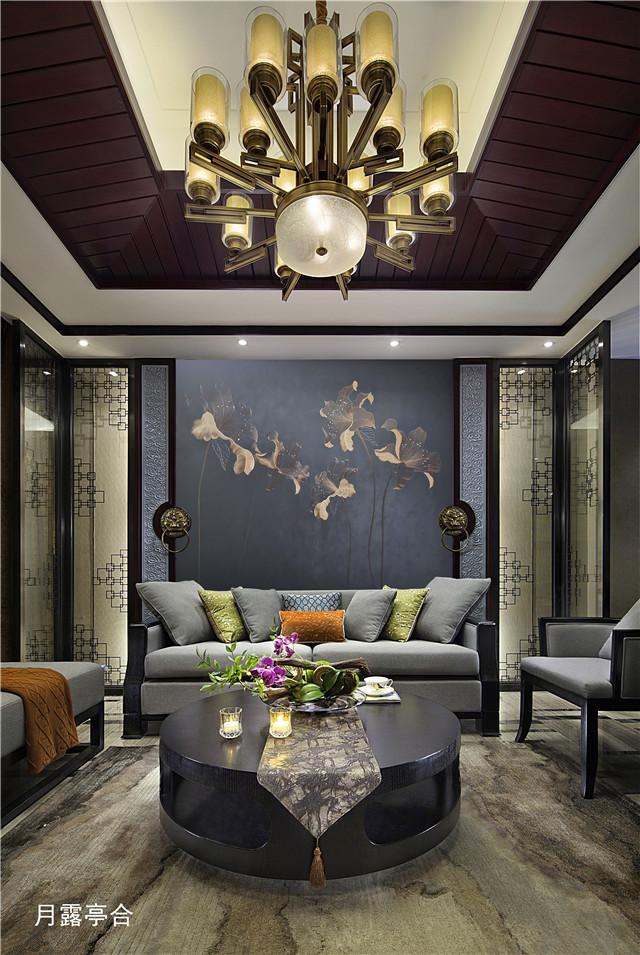 【领绣·菁华】一个刺绣背景墙,让家的格调提升N个档次