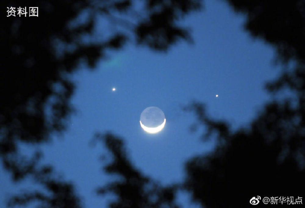 双星伴月、木星冲日来了!7月将有5大天象轮番登场