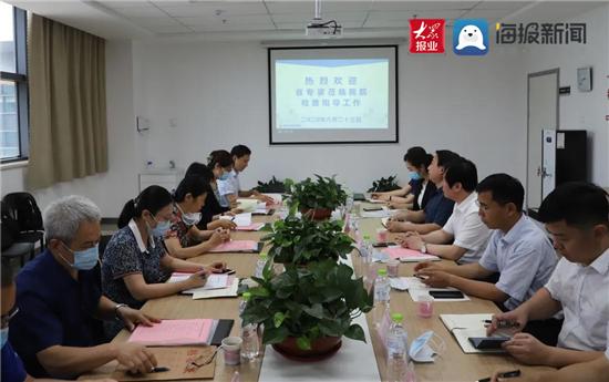 淄博市妇幼保健院顺利通过省卫生健康委产前诊断技术现场校验