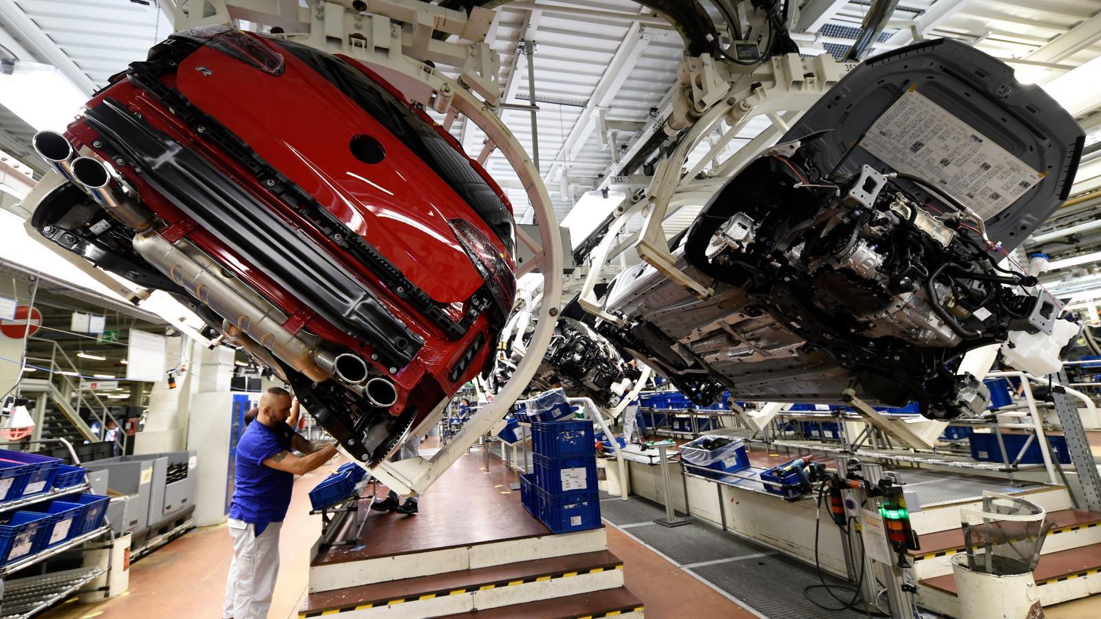 """德国乘用车上半年销量创30年来新低 下半年有望""""轻微复苏"""""""