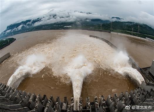 高德注册:调度令暂时调减三峡高德注册水库下泄流量图片
