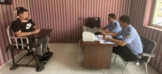 公安部B级逃犯张占克向衡水警方投案自首