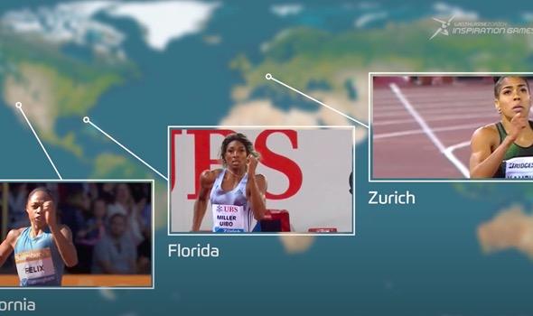 钻石联赛苏黎世站如何举办?组委会揭秘线上赛技术细节图片