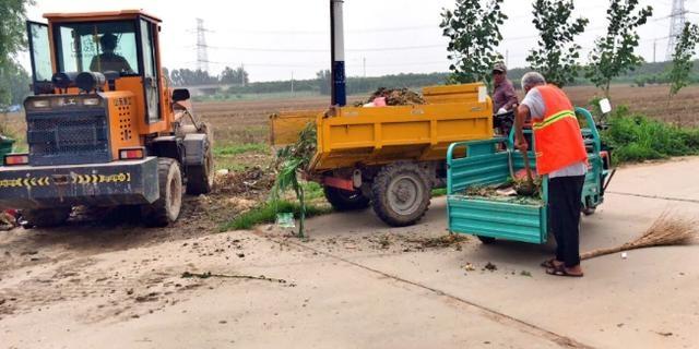潍坊高密市东北乡文化发展区:力度不减 标准不降 人居环境整治再掀高潮