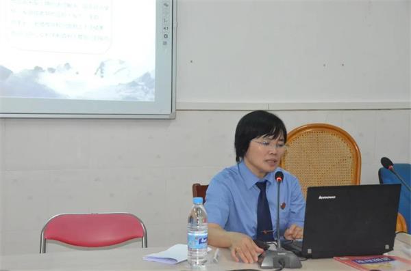 海南五指山检察院开展未成年人保护和预防犯罪法治宣传教育活动