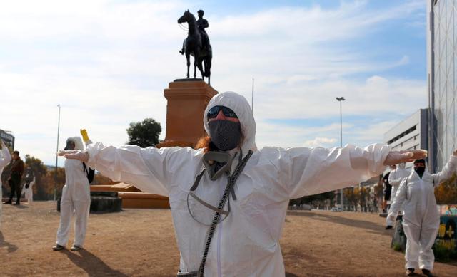 智利新冠肺炎死亡病例突破6000例 继续延长对重灾疫区的隔离措施