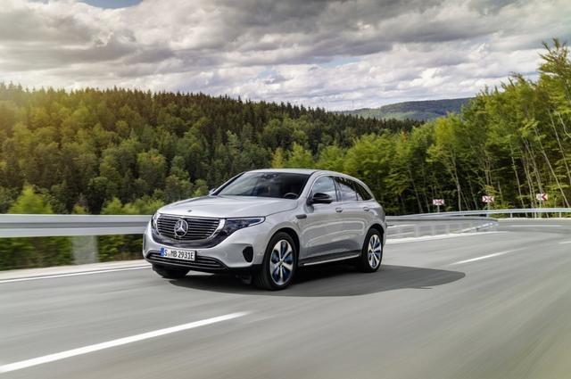 韩国6月进口车销量同比增四成 奔驰最受欢迎