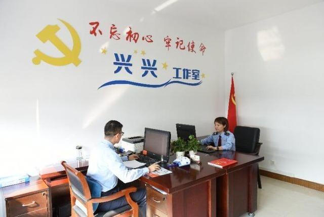 """武义""""红管家""""工作室进驻武义电动工具产业党建联盟"""