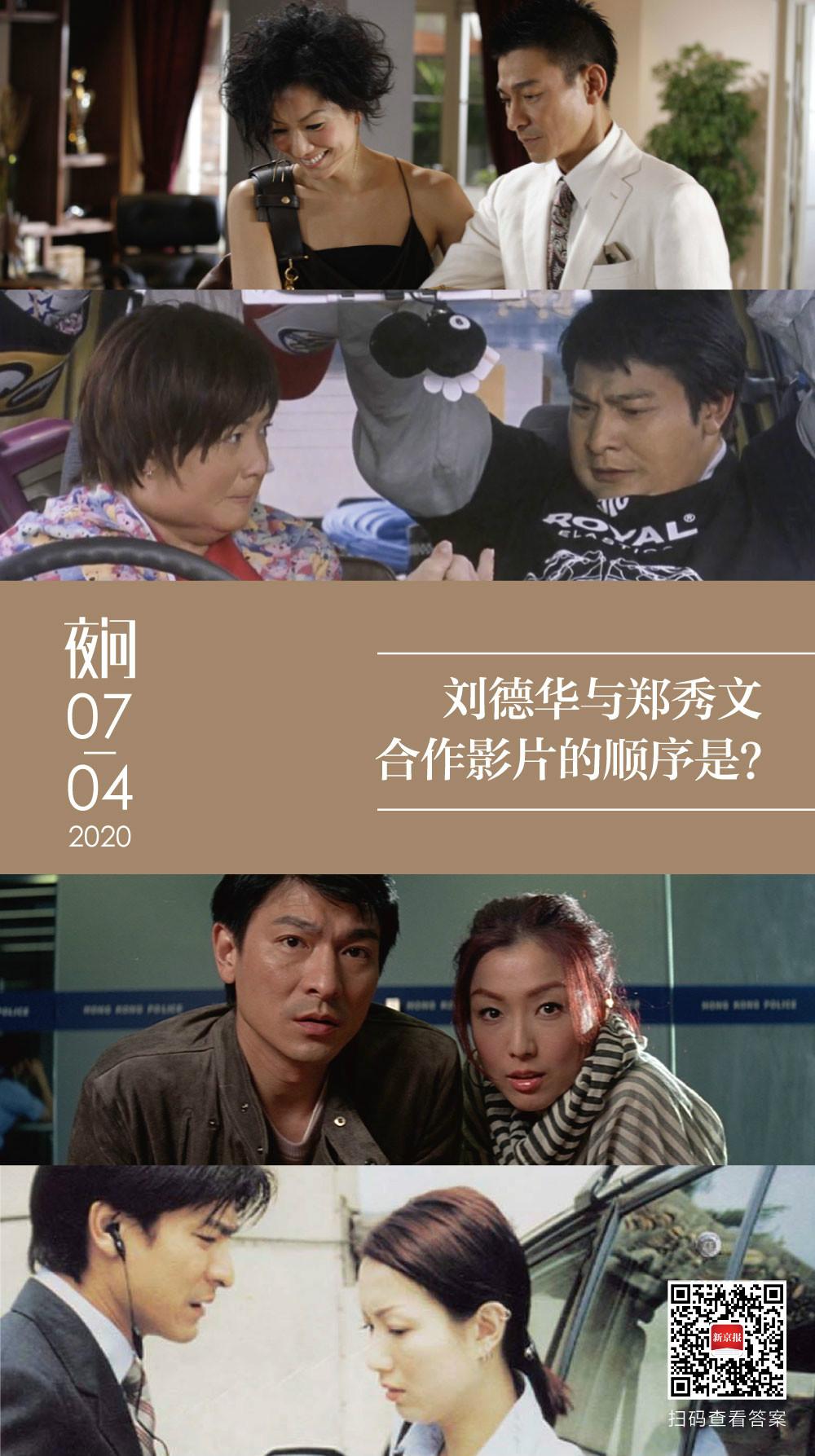 杏悦娱乐:最杏悦娱乐经典的银幕情侣非刘德华与郑图片