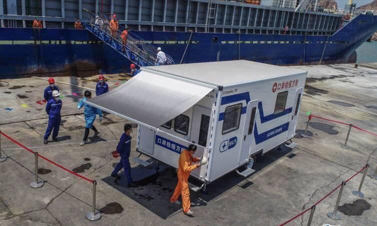 """船舶船员如何防控新冠肺炎?国际海事组织向全球分享""""中国经验"""""""
