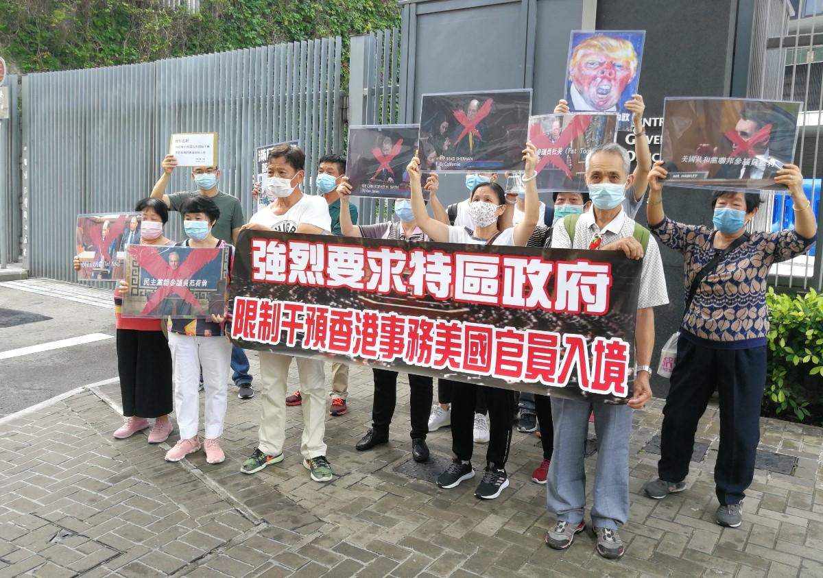 摩天注册:权可耻香港摩天注册市民请愿限制乱港美图片