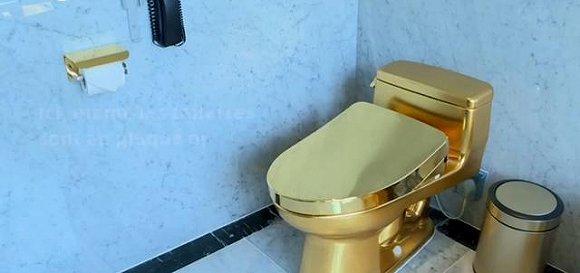 全球首家24K镀金酒店开业,连马桶也是镀金的