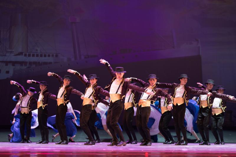 载歌载舞过周末!南方歌舞团歌舞集《海上丝路》上演
