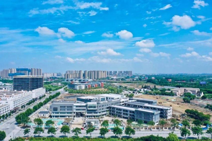 总投资1.47亿!苏州金阊新城新增一所初中名校,9月开学!