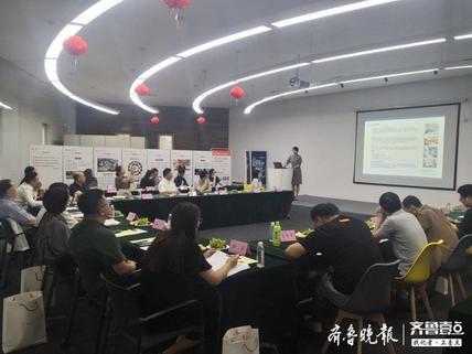 城阳:中韩动漫文化产业发展论坛举行