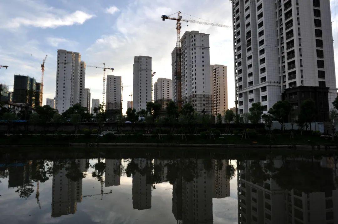 长江三角洲炙手可热的房地产市场倒了冷水,这可能仅仅是开始|房地产市场