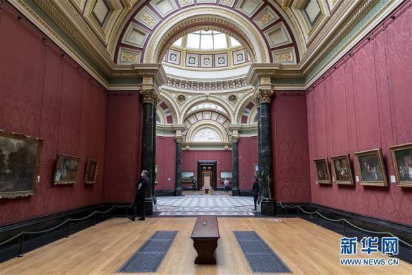 英国国家美术馆即将对公众开放【组图】