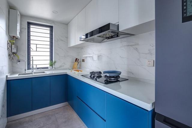 143平米三居室设计说明,18万元装修的法式风格有什么效果?-惠灵顿国际社区装修