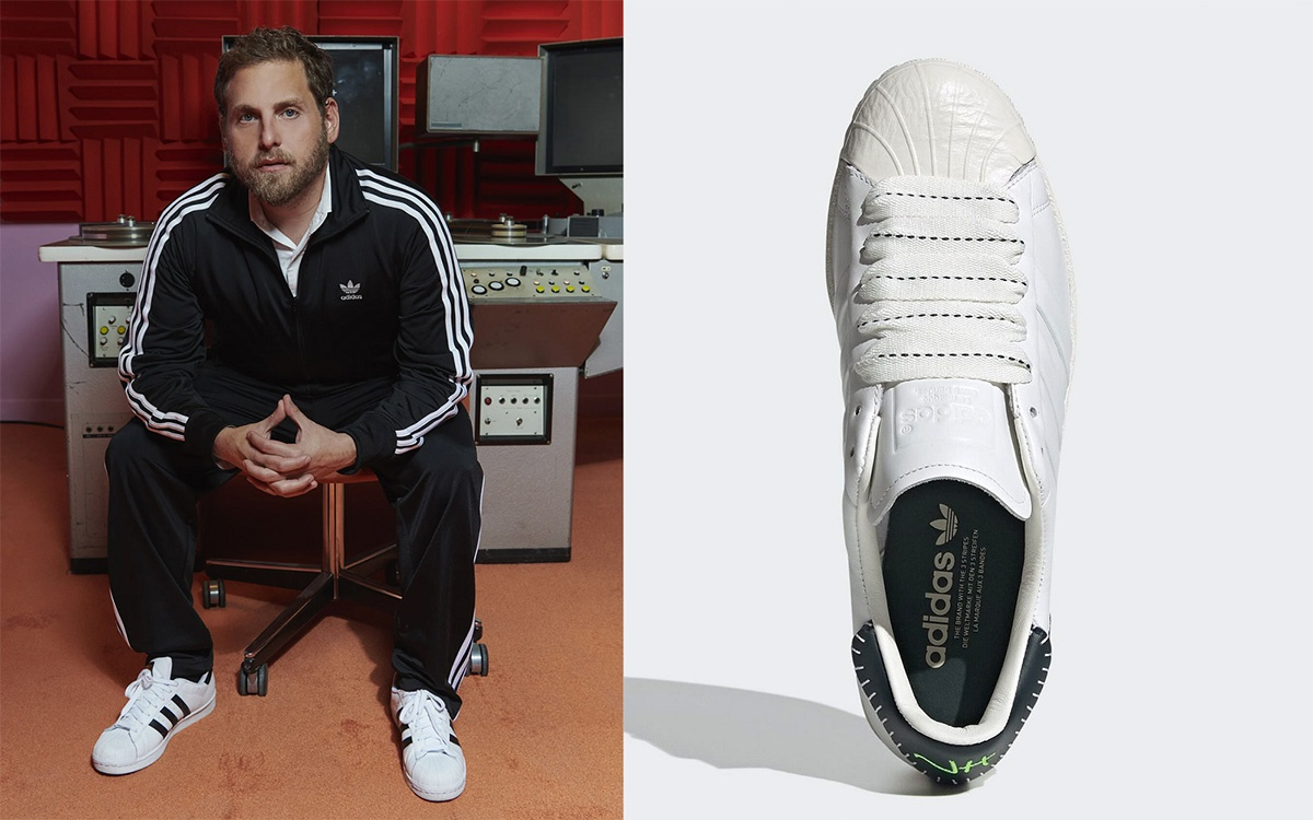 简约又富有质感!Jonah Hill x adidas Superstar 即将发售