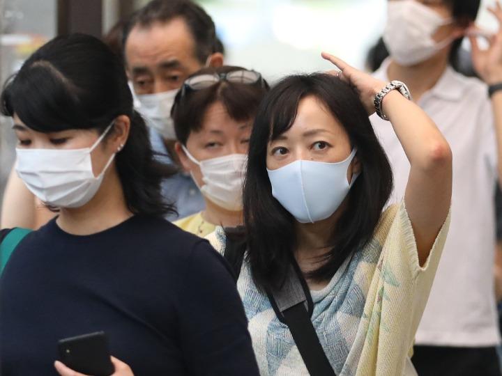 东京连续3天新增病例破百 感染者多为年轻人