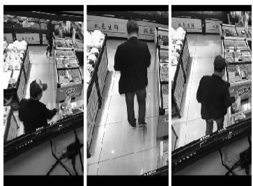 超市被偷一块肉 民警蹲坑两天抓贼