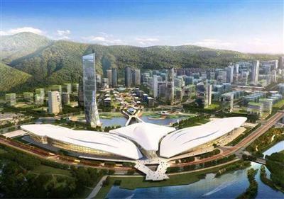 投资34.6亿 青海国际会展中心预计明年5月竣工