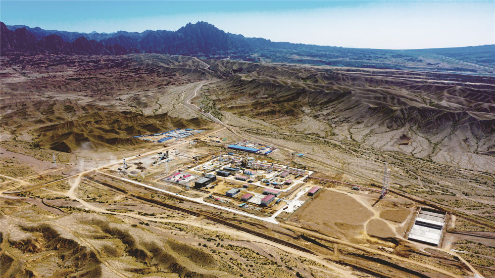 新疆:塔里木油田提升南疆天然气供应能力