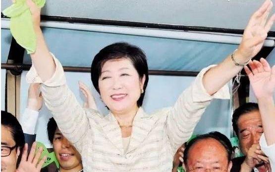 小池连任东京都知事,她会成日本首位女首相吗?