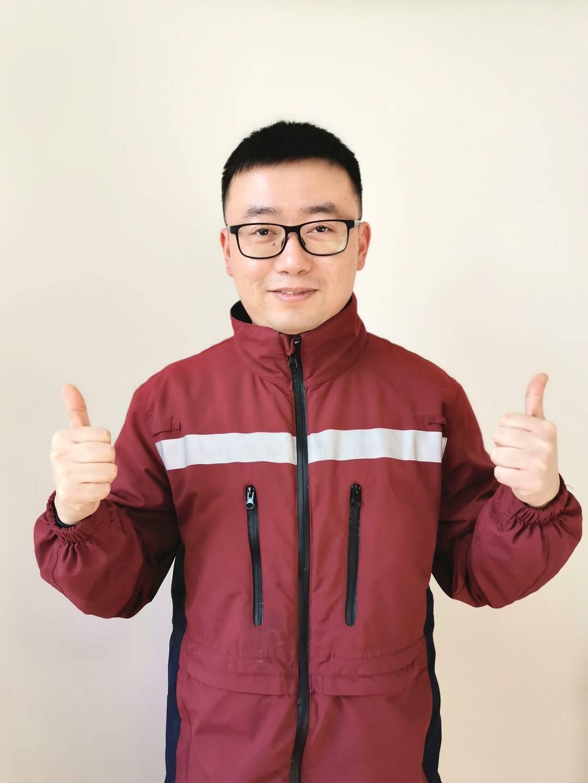 战疫新青年⑭丨中国青年五四奖章获得者邓磊:我不是战疫英雄,做的是平时的工作