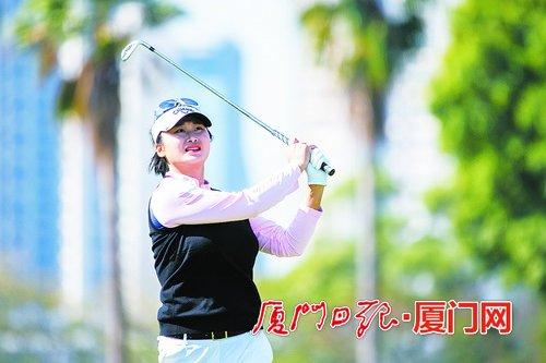美国女子高尔夫公开赛宣布参赛资格 厦门22岁选手刘艳名列其中